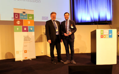 "OpiFlex Won Innovation Award (Video) -""Business Innovation Observatory Award"""