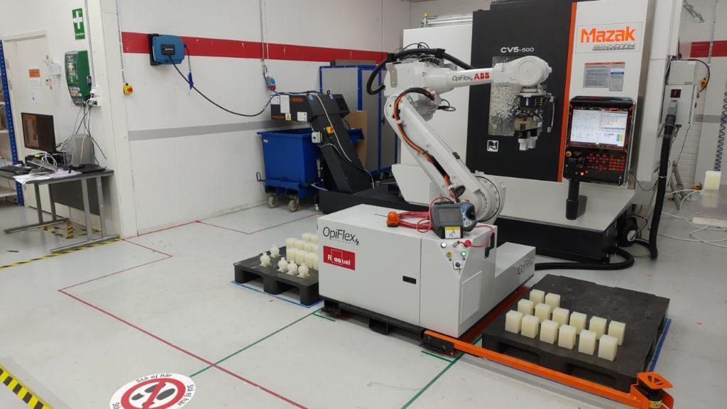 Robotlyftet ger resultat! Antalet installerade industrirobotar i Sverige ökar under 2019